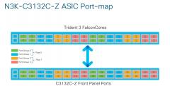 N3K-C3132C-Z-asic-map