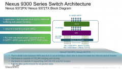 Cisco Nexus n9k-9300 architecture page 3