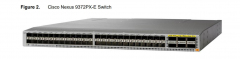 Cisco Nexus n9k-9372px-e front